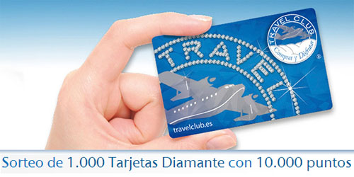 catalogo travel club puntos