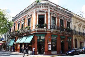 Barrio de San Telmo Buenos Aires