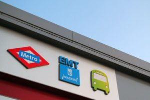 Transporte Metro y Autobuses