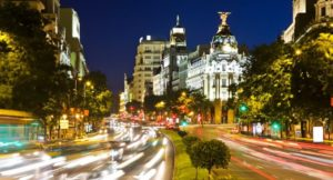 voyage prive madrid