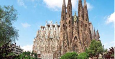sagrada familia trivago barcelona