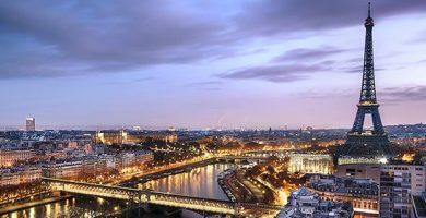 hoteles trivago París