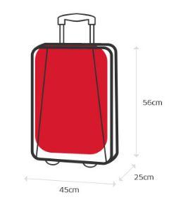dimensiones de equipaje mano