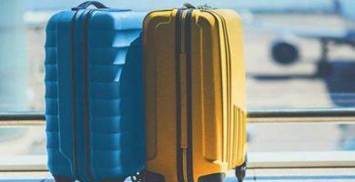 maletas y equipaje para vuelos