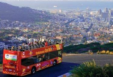 autobus ciudad del cabo