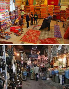 bazar en marrakech