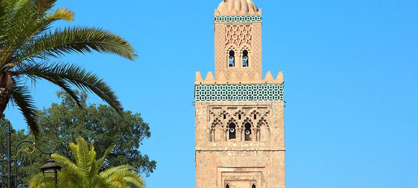 mezquita de Koutobia marrakech